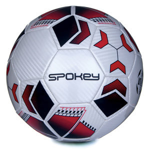 Football ball Spokey AGILIT white-red vel.4, Spokey
