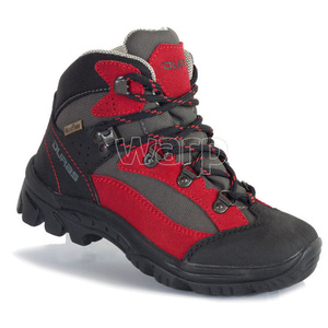 Shoes Duras Rocker Kid II COMFORTEX red / black, Duras