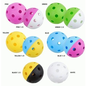 Floorball ball Tempish Bullet 1/2 colour, Tempish