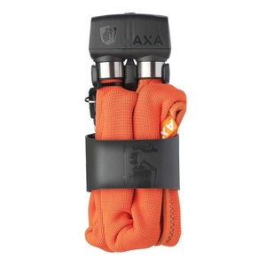 Lock AXA Foldable 600-serie 6mm orange 59800195SB, AXA