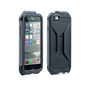 Cover Topeak Weatherproof RideCase for iPhone 6 black / gray TT9847BG, Topeak