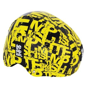 Helmet Tempish Crack C yellow, Tempish