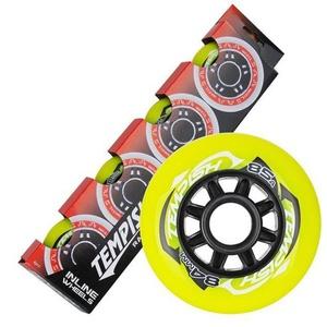 Set Wheels Tempish RADICAL COLOR 84x24 mm 85A (4 pc), Tempish
