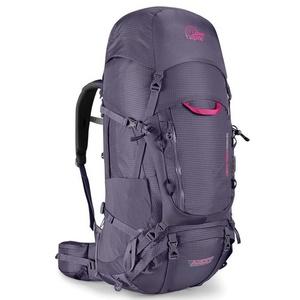Backpack Lowe Alpine Axiom 7 Cerro Torre ND 60:80 aubergine / au, Lowe alpine