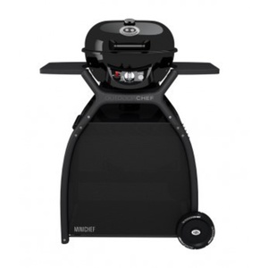 Gas Grill OutdoorChef MINICHEF+ P-420 G Black, OutdoorChef