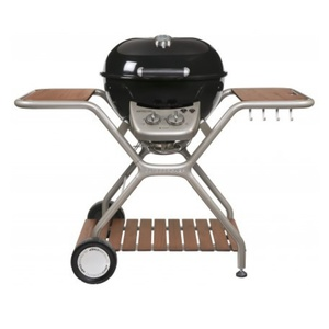 Gas Grill OutdoorChef Montreux 570 G black, OutdoorChef