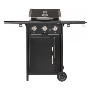 Gas Grill OutdoorChef Australia 315 G black, OutdoorChef