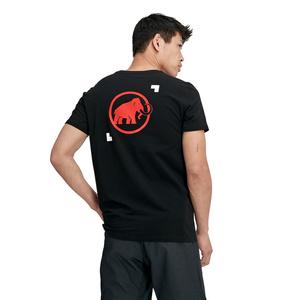 Men t-shirt Mammut Logo T-Shirt Men (1017-07295) black PRT2, Mammut