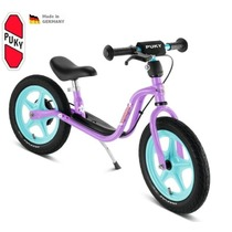 Push bike with brake PUKY Learner Bike LR 1 BR purple, Puky
