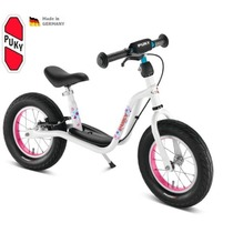 Push bike with brake PUKY Learner Bike LR XL white, Puky