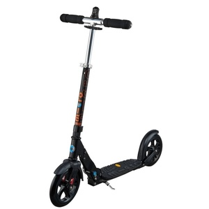 Scooter Micro Black Deluxe, Micro