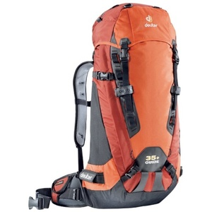 Backpack Deuter Guide 35+ orange-lava 4361017, Deuter