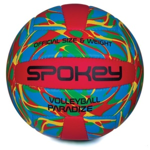 Volleyball ball Spokey Paradize 3rd pink vel.5, Spokey