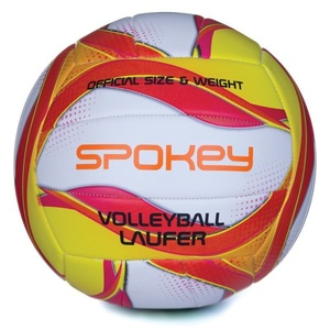 Volleyball ball Spokey LAUFER white-red-yellow, Spokey