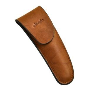 Deejo leather case, natural DEE504, Deejo