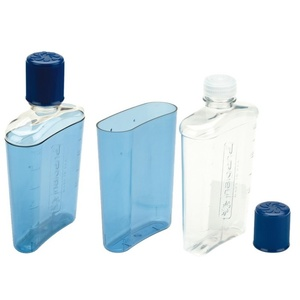 Bottle Nalgene Flask Blue with Blue Cap 2181-0007, Nalgene