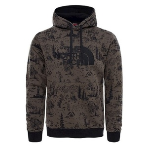 Sweatshirt The North Face M DREW PEAK Pullover HOODIE AHJYXFZ, The North Face