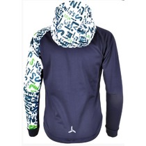 Children softshell jacket Silvini STRONA CJ1123 navy-green, Silvini