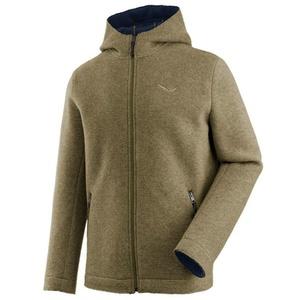 Jacket Salewa Sarner 2L Wool FUL L-ZIP HOODY 26162-7171, Salewa