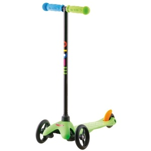 Scooter Mini Micro Sporty Neon Green, Micro