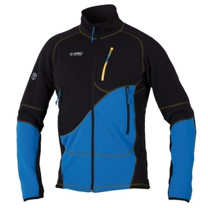 Jacket Direct Alpine Axis blue / black / gold, Direct Alpine