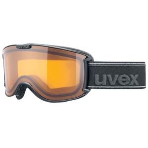 Ski glasses Uvex UVEX SKYPER LGL, black / lasergold lite (2029), Uvex