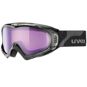 Ski glasses Uvex F 2, black met/ psycho (2124), Uvex