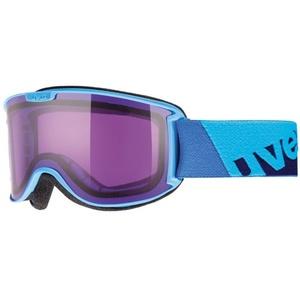Ski glasses Uvex UVEX SKYPER, cyan / psycho (4022), Uvex