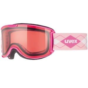 Ski glasses Uvex UVEX SKYPER, pink / relax (9022), Uvex