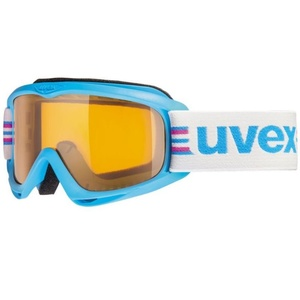 Ski glasses Uvex Wizzard DL, black double lens / lasergold lite (2422), Uvex