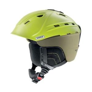 Ski helmet UVEX P2US, mossy-green mat (S566178500*), Uvex