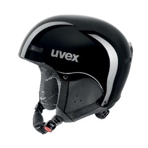 Ski helmet UVEX HLMT 5 JUNIOR, black (S566154220*), Uvex