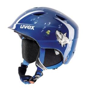 Ski helmet UVEX AIRWING 2, blue shark (S566132470*), Uvex