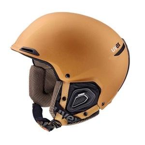 Ski helmet UVEX JAKK +, copper-black mat (S566182800*), Uvex