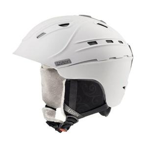 Ski helmet UVEX P2US WL, satin-white mat (S566178100*), Uvex
