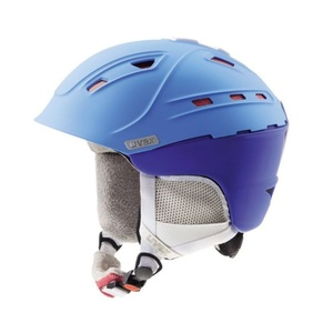 Ski helmet UVEX P2US WL, blue-red mat (S566178430*), Uvex
