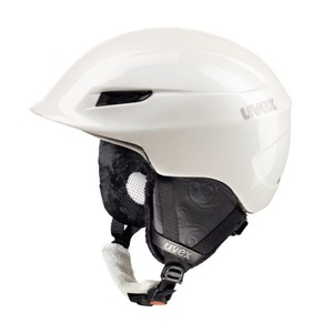 Ski helmet UVEX GAMMA WL, white-pearlescent (S566190120*), Uvex