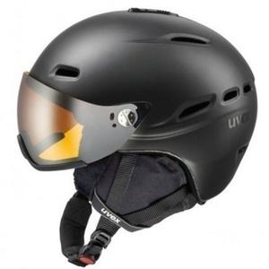 Ski helmet UVEX HLMT 200, black mat (S566176440*), Uvex