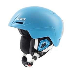 Ski helmet UVEX JIMM, liteblue mat (S566206700*), Uvex
