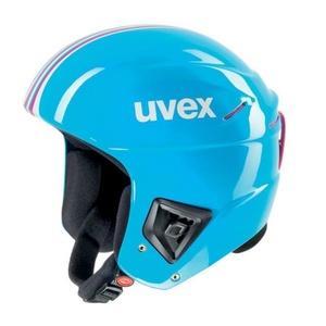 Ski helmet UVEX RACE +, cyan-pink (S566172400*), Uvex