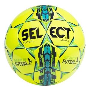 Futsal ball Select FB Futsal Mimas blue yellow, Select