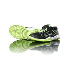 Shoes Salming Adder Kid Black / Green, Salming