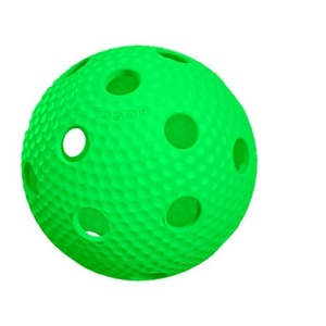 Floorball balloon Salming Aero Plus Ball green, Salming