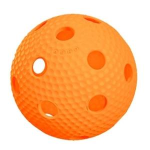 Floorball balloon Salming Aero Plus Ball orange, Salming