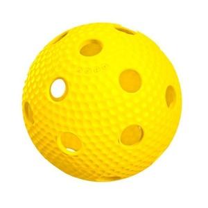 Floorball balloon Salming Aero Plus Ball yellow, Salming