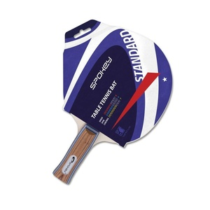 Ping pong racket Spokey FUSE **** profiled handle, Spokey