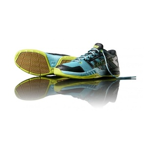 Shoes Salming Race X Men Turquoise, Salming