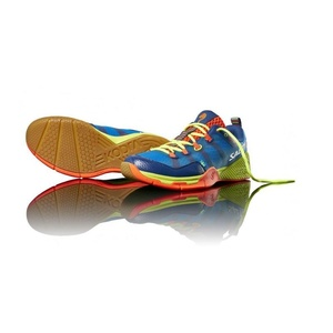 Shoes Salming Cobra Men Royal / Yellow, Salming