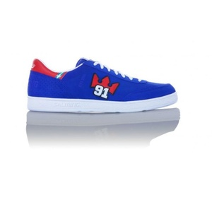 Shoes Salming NinetyOne Blue / Red, Salming
