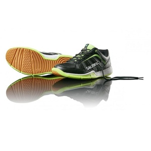 Shoes Salming Adder Men Black / Green, Salming